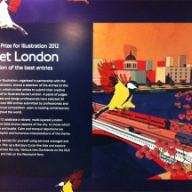 Serco London Transport Poster Competition