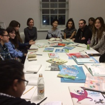 Students at Tate Publishing