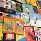 Array of Nobrow/Flying Eye Books